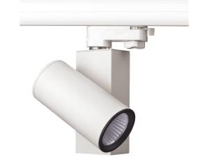 LED skinnespot til butiksbelysning