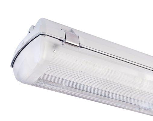 Armatur til LED-rør