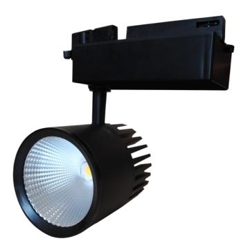 LED 3f skinnespot 34W