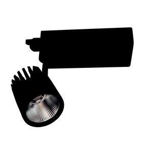 LED 3F skinnespot 25W